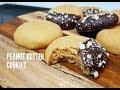 PEANUT BUTTER COOKIES (VEGAN) - CookingwithKarma