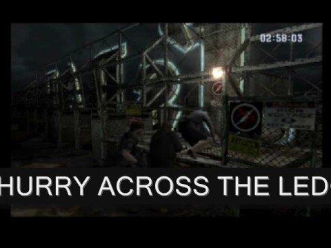 Resident Evil Outbreak Walkthrough Part 2 J's Bar