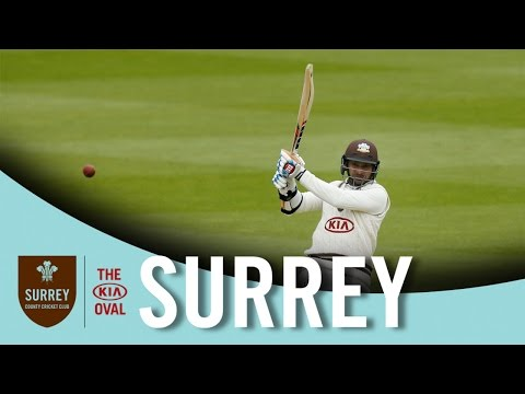 Kumar Sangakkara makes 71 in second innings against Somerset