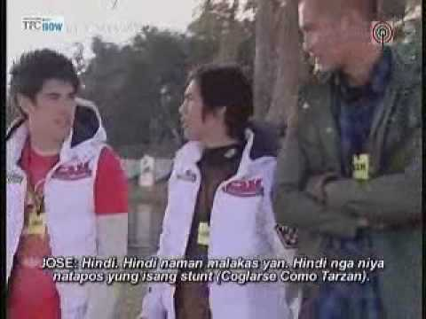 Pinoy Fear Factor Episode 9: Elmer in Helicopter Challenge