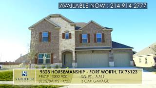 Sandlin Homes - 9328 Horsemanship Fort Worth, TX 76123