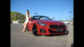 """2019 BMW Z4 sDrive30i with M Sport Package / Exhaust Sound / 19"""" M Wheels / BMW Review"""