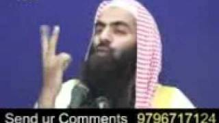 Now Maulana Tausif-ur-Rehman Exposes 'Mushriq' Tahir-ul-Qadri