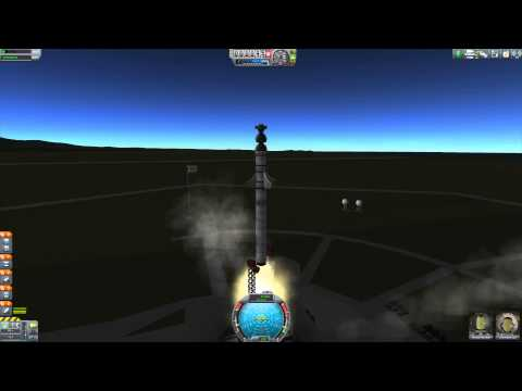 Kerbal Space Program Kareer Part Six - Absolute (Tourist) Terror