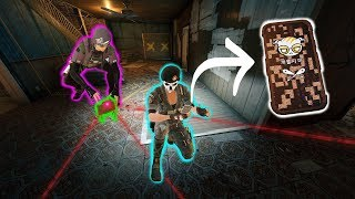 Try This In Rainbow Six Siege - Operation Chimera Random and Funny Moments