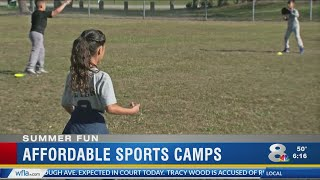 City of Tampa offers affordable sports camps for summer