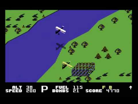 C64 Longplay - Blue Max (HQ)