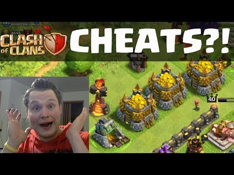 [facecam] CHEATS?!    CLASH OF CLANS    Let's Play Clash of Clans [Deutsch/German HD]