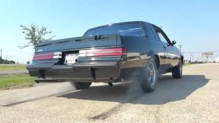 1987 Buick Regal Grand National 3.8 Litre Turbocharged & Intercooled Classic