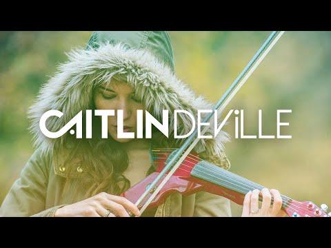 2U (David Guetta ft. Justin Bieber) - Electric Violin Cover   Caitlin De Ville