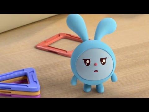 Малышарики - Магнитик - серия 50 - обучающие мультфильмы для малышей 0-4