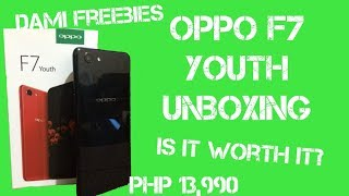 OPPO F7 YOUTH UNBOXING (PHILIPPINES)