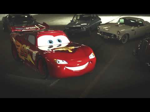 Cars 2: Moderatto -