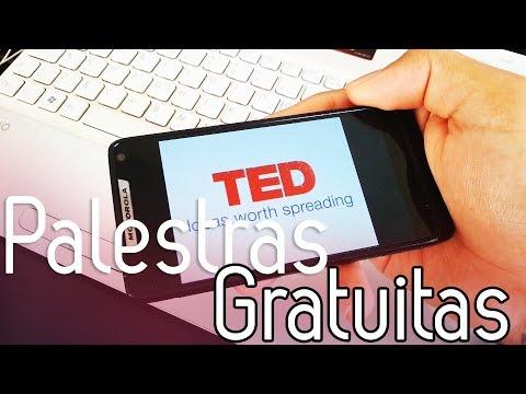 Palestras Gratuitas - TED