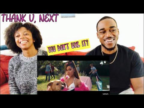 Ariana Grande - Thank U,Next Official Music Video Reaction!!