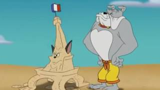 Tom and Jerry Beach Bully Bingo 2007