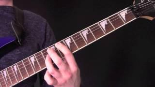Faint Guitar Tutorial by Linkin Park
