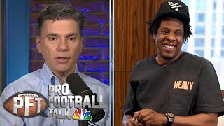 Jay-Z may be laying groundwork to become NFL owner | Pro Football Talk | NBC Sports