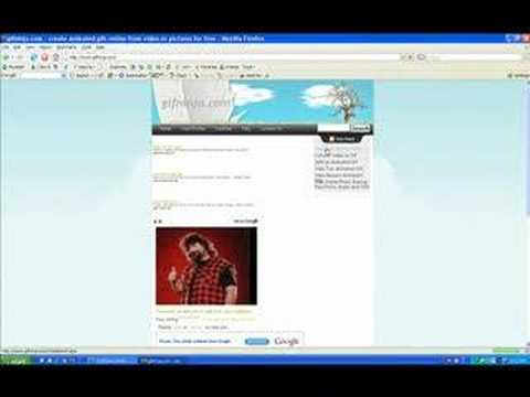How to make flashy pictures for your profile avatar. Bebo! Video