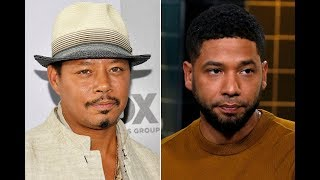 Does it matter who your daddy is? Jussie Smollett vs Terrence Howard