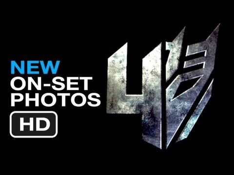 Transformers 4 - New On Set Photos (2014) - Mark Wahlberg Movie HD