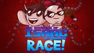 The Binding of Isaac: AFTERBIRTH Race with Northernlion | Part 1