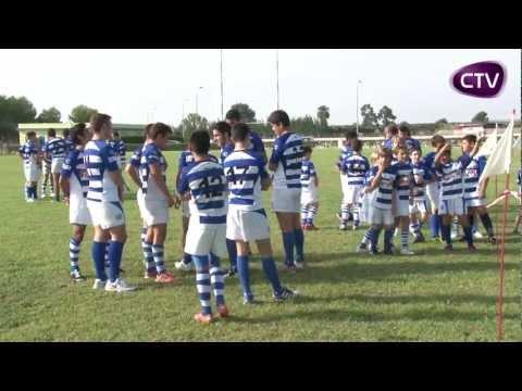 El Club de Rugbi presenta els seus equips.