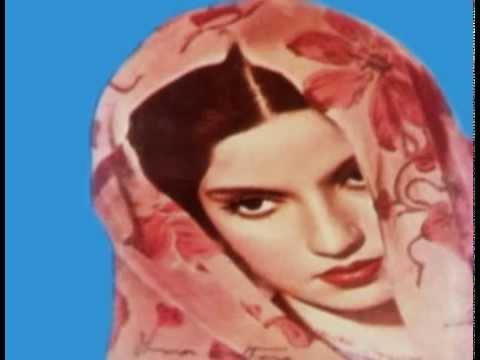 Hamida Bano - Kuchh Bhi Na Kaha Aur Keh Bhi Gaye.flv