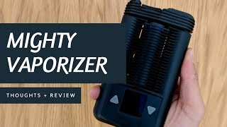 Mighty Vaporizer Review [2018 Edition]