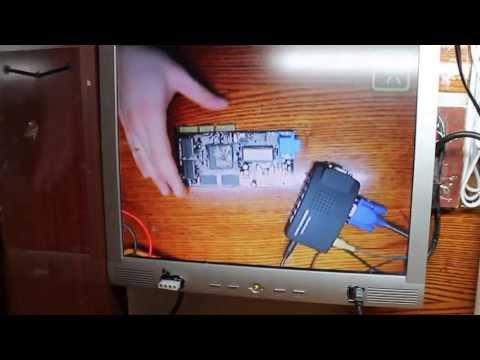 Камера в ноутбук своими руками