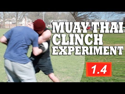 Muay Thai Clinch Tutorial & Experiment Image 1