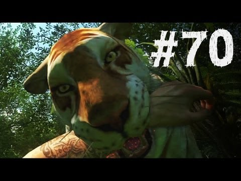 Far Cry 3 - Rare Golden Tiger - Gameplay Walkthrough Part 70
