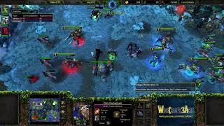 Fly(ORC) vs Infi(NE) - Warcraft 3: Reforged (Classic) - RN4395