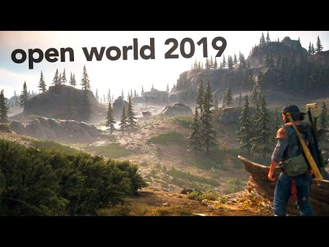 10 BEST Open World Games of 2019