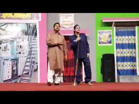 New Punjabi Stage Drama! (Full Drama Parts 1) - Afreen Khan , Panu , Gudu Kamal , Full Comedy