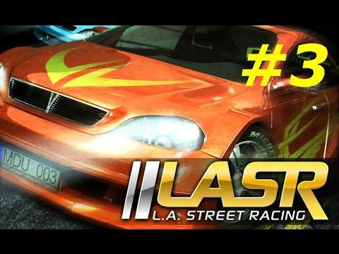 LA Street Racing - выиграл первую машину #3 | Logitech G27