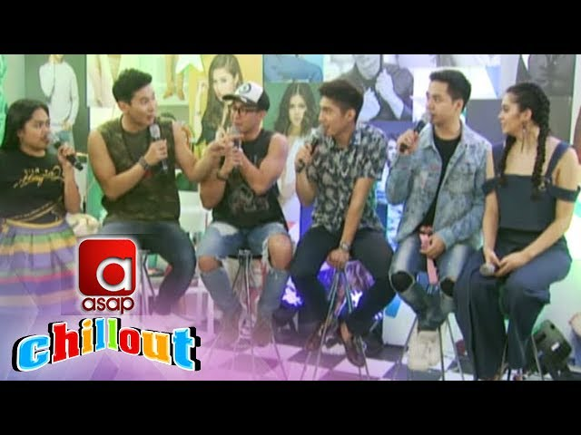 ASAP Chillout: Gigger Boys are the original ASAP Chillout Hosts