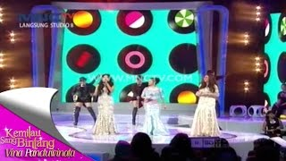 "Duo Maia - Regina - Nadira - Maruli "" Bahasa Cinta "" - Kemilau Sang Bintang Mama Vina (24/11)"