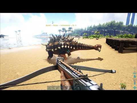 АРК: Выживание на Острове Динозавров #2