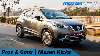 Nissan Kicks - Pros & Cons | MotorBeam