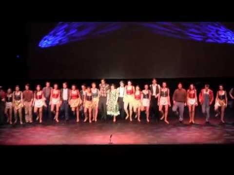 """I Got Rhythm"" - Flower Mound High School - DSM High School Musical Theatre Awards 2012"