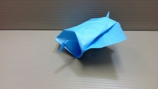 Daily Origami: 075 - Fat Sparrow
