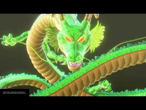 Kid dragon ball super budokai Xen ep 9 reunir cinq saiyan de retour super saiyan divin