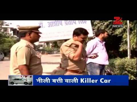 DNA: Toyota car ran over a man in Barabanki, UP