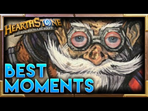Hearthstone   Best Moments 34