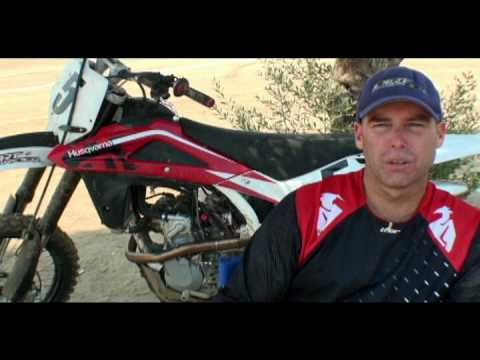 2010 Husqvarna TC 250 First Impression Video
