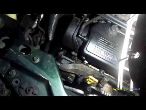Chrysler Sebring Bad Alternator?. Try this trick 1st