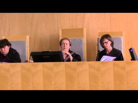 20140722 Jawność W Sądzie Okręgowym W Katowicach - Proces W. Polczyka