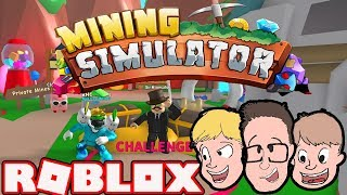 *NEW UPDATE* ROBLOX MINING SIMULATOR + CODES | Family Friendly Games & Gaming (Live Stream)