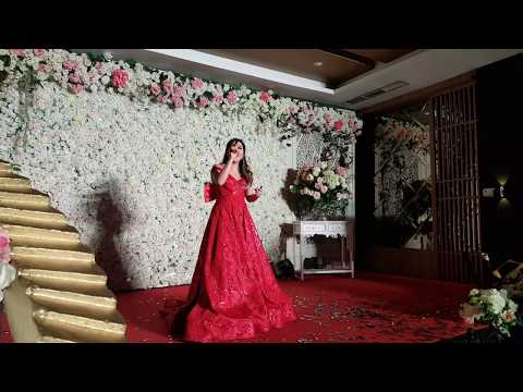 Never Enough - Loren Allred (Live on Wedding Party by Thirza Hadipranata)